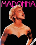 MADONNA by MARIE CAHILL -  UK 1991 PHOTO BOOK